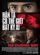 Unhinged - Vietnamese Movie Poster (xs thumbnail)