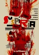 Suspiria - Lithuanian Movie Poster (xs thumbnail)