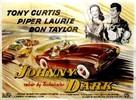 Johnny Dark - British Movie Poster (xs thumbnail)