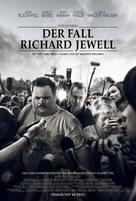 Richard Jewell - German Movie Poster (xs thumbnail)