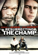 Resurrecting the Champ - DVD movie cover (xs thumbnail)