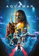 Aquaman - Czech DVD cover (xs thumbnail)