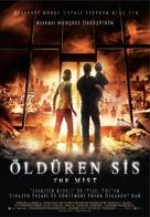 The Mist - Turkish Movie Poster (xs thumbnail)