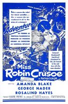 Miss Robin Crusoe - Movie Poster (xs thumbnail)