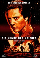 The Dogs of War - Austrian Blu-Ray movie cover (xs thumbnail)