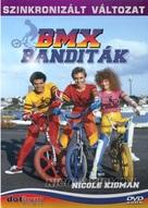 BMX Bandits - Hungarian DVD cover (xs thumbnail)