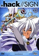 """"""".hack//SIGN"""" - French DVD movie cover (xs thumbnail)"""