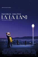 La La Land - Danish Movie Poster (xs thumbnail)