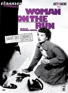 Woman on the Run - French DVD cover (xs thumbnail)