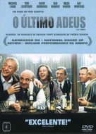 Last Orders - Brazilian DVD movie cover (xs thumbnail)