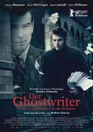The Ghost Writer - German Movie Poster (xs thumbnail)