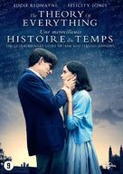 The Theory of Everything - Belgian Movie Cover (xs thumbnail)