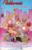 Flodder in Amerika! - Polish Movie Cover (xs thumbnail)