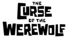The Curse of the Werewolf - Logo (xs thumbnail)