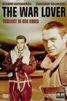The War Lover - German DVD cover (xs thumbnail)