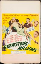 Brewster's Millions - Movie Poster (xs thumbnail)