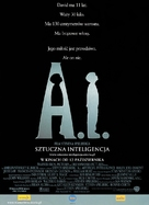 Artificial Intelligence: AI - Polish Movie Poster (xs thumbnail)