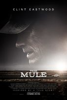 The Mule - British Movie Poster (xs thumbnail)