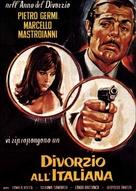 Divorzio all'italiana - Italian Movie Poster (xs thumbnail)