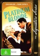 Platinum Blonde - Australian DVD cover (xs thumbnail)