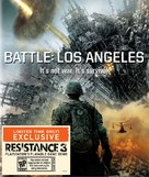 Battle: Los Angeles - Blu-Ray movie cover (xs thumbnail)