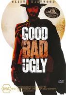 Il buono, il brutto, il cattivo - Australian DVD movie cover (xs thumbnail)