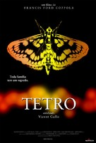 Tetro - Brazilian Movie Poster (xs thumbnail)