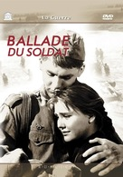Ballada o soldate - French Movie Cover (xs thumbnail)
