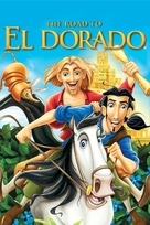 The Road to El Dorado - DVD movie cover (xs thumbnail)