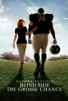 The Blind Side - German Movie Poster (xs thumbnail)