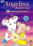 """Angelina Ballerina"" - Danish DVD movie cover (xs thumbnail)"