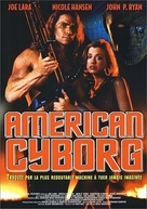 American Cyborg: Steel Warrior - French Movie Cover (xs thumbnail)