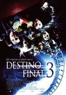 Final Destination 3 - Spanish Movie Poster (xs thumbnail)