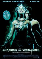 Queen Of The Damned - German Movie Poster (xs thumbnail)