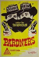 Pardners - Australian Movie Poster (xs thumbnail)