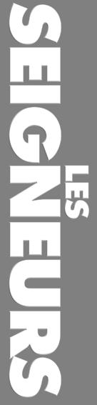 Les seigneurs - French Logo (xs thumbnail)