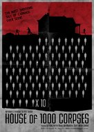 House of 1000 Corpses - poster (xs thumbnail)
