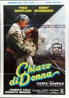 Clair de femme - Italian Movie Poster (xs thumbnail)