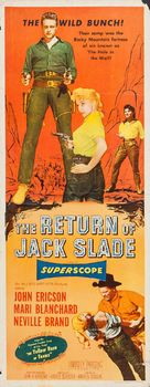 The Return of Jack Slade - Movie Poster (xs thumbnail)