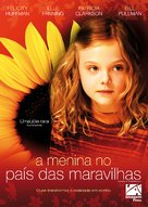 Phoebe in Wonderland - Brazilian Movie Cover (xs thumbnail)