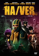 Kick-Ass - Hungarian DVD movie cover (xs thumbnail)