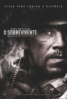 Lone Survivor - Portuguese Movie Poster (xs thumbnail)