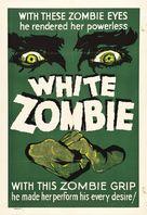White Zombie - Re-release movie poster (xs thumbnail)