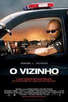 Lakeview Terrace - Brazilian Movie Poster (xs thumbnail)