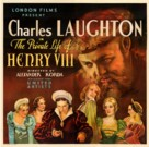 The Private Life of Henry VIII. - Theatrical movie poster (xs thumbnail)