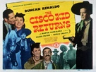 The Cisco Kid Returns - Movie Poster (xs thumbnail)