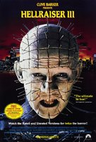 Hellraiser III: Hell on Earth - British Movie Poster (xs thumbnail)