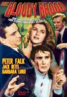The Bloody Brood - DVD cover (xs thumbnail)