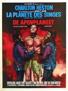 Planet of the Apes - Belgian Movie Poster (xs thumbnail)