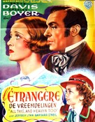 All This, and Heaven Too - Belgian Movie Poster (xs thumbnail)